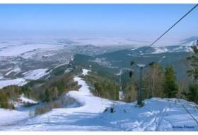 """На Алтае строят горнолыжный комплекс """"Белокуриха-2"""""""